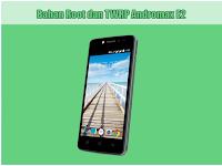 Bahan Untuk Root dan Pasang TWRP Andromax E2 via SDimage