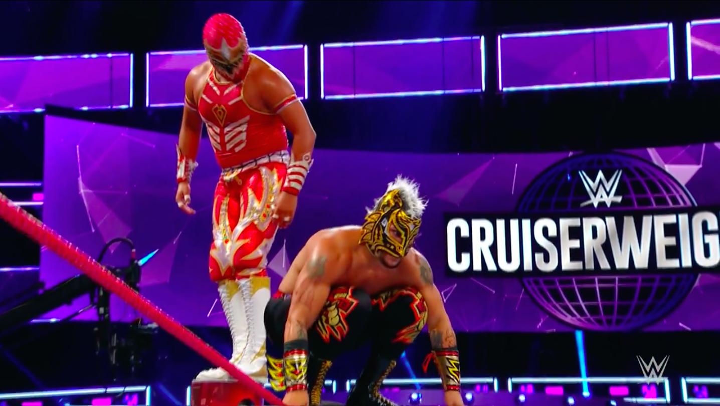 Cobertura: WWE Main Event (02/09/2021) – Sem palavras!