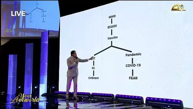 Must Watch!! Pastor Chris Oyakhilome Talks About 5G Network And COVID-19 That Puts The World In Great Chaos