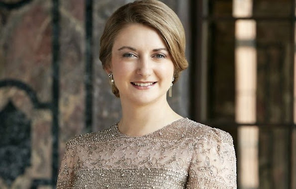 Crown Princess Stephanie of Luxembourg was elected as the chairperson of The Grand Duke Jean Museum of Modern Art (MUDAM) (French: Musee d'art moderne Grand-Duc Jean).