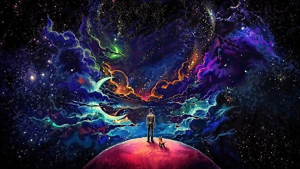 Raggi cosmici - visitatori fantasma