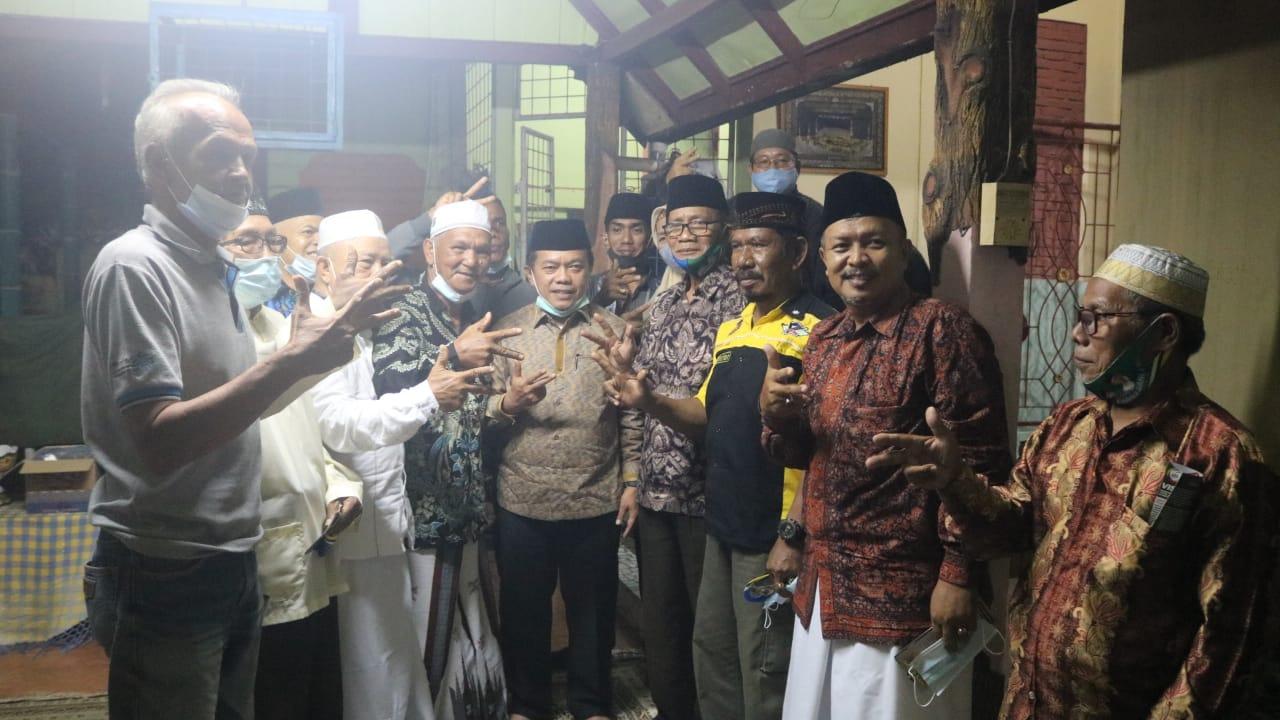 Keluarga A Manap Dukung Al Haris jadi Gubernur Jambi