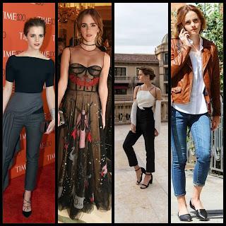 Celebrities: Emma Watson Style