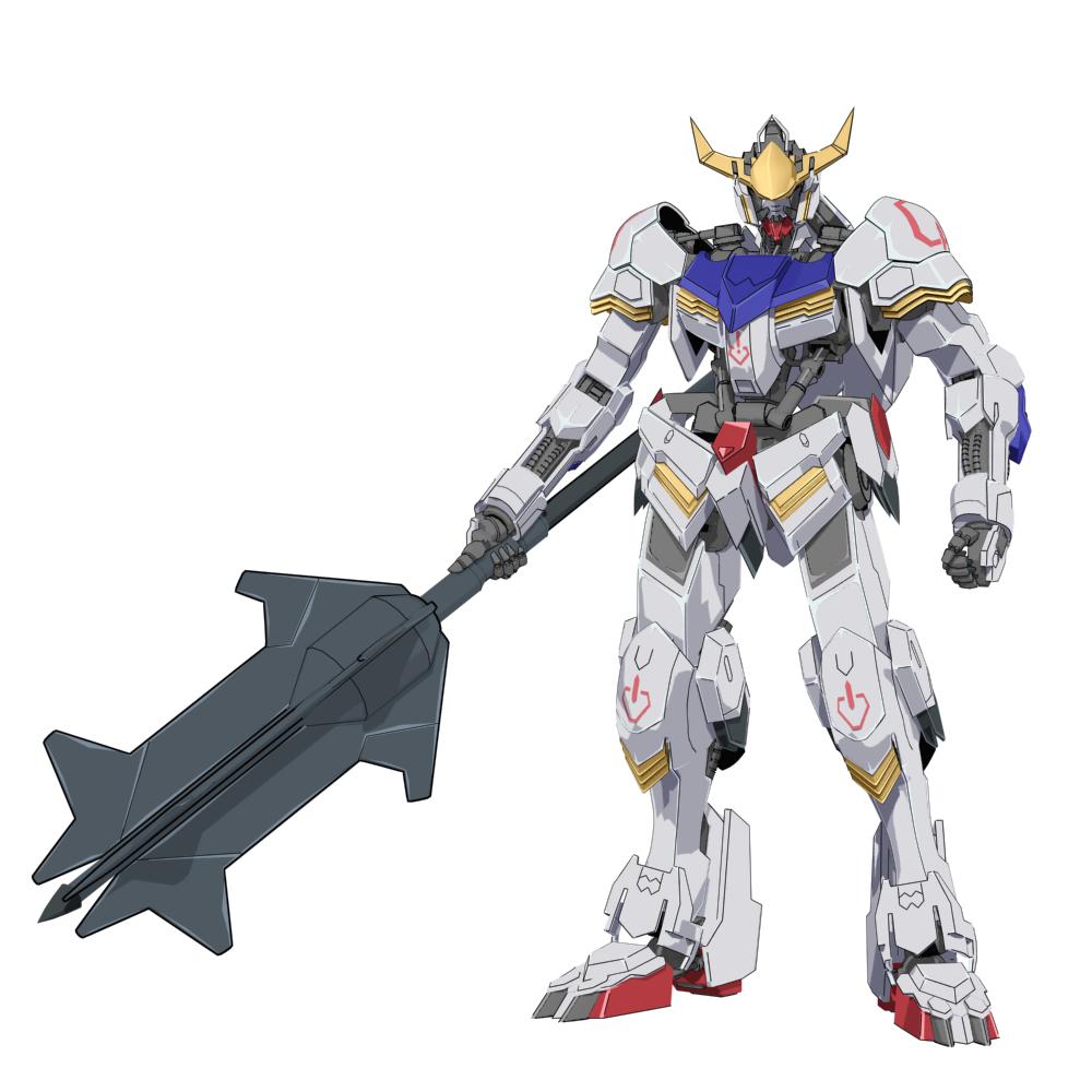 GUNDAM GUY: Gundam Digital Artwork: Gundam Iron-Blooded