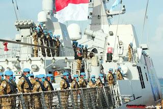 Panglima TNI Lepas KRI SIM- 367,  Pangkoarmada II Dampingi KASAL Hadiri Pemberangkatan Satgas MTF TNI Konga XXVIII-M UNIFIL TA 2020