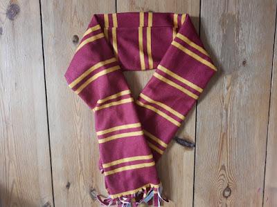 Kinderfundstück der Woche: Harry Potter Schal