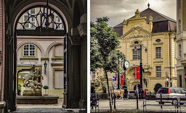 Centro Histórico de Bratislava, Eslováquia