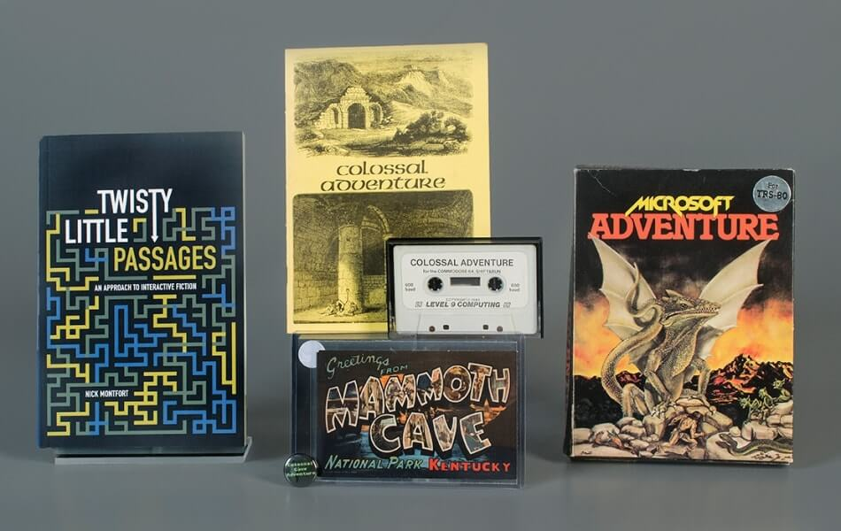 World Video Game Hall of Fame - Colossal Cave Adventure