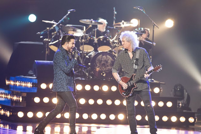 Queen + Adam Lambert Set For ABC's 'The Show Must Go On' Documentary