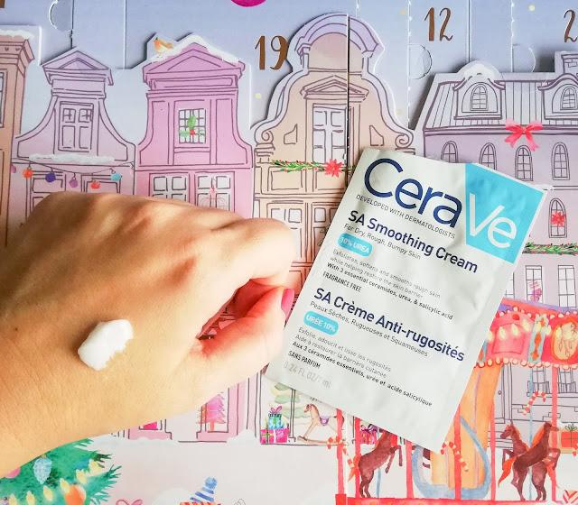SA zjemňující krém SA smoothing cream CeraVe