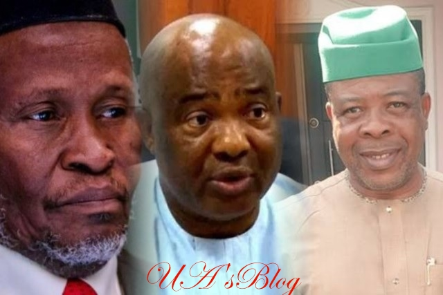 Imo: How CJN Tanko Allegedly Collected ₦2.5bn From Uzodinma For Favorable Judgement — Journalist Reveals