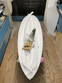 Custom surfboards all sizes by Paul Carter