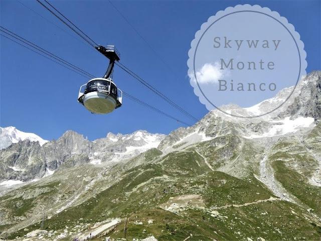 Lo Skyway del Monte Bianco: una spettacolare esperienza