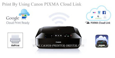 How to use Canon PIXMA Cloud Link and Setup
