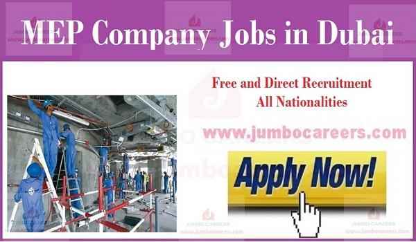 Available company jobs in UAE, New jobs in Dubai,