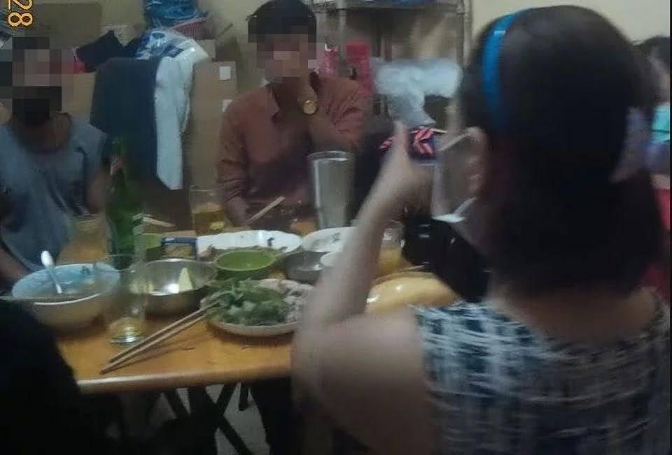 新營越南餐廳5名移工群聚飲酒|連同老闆共6人送裁罰