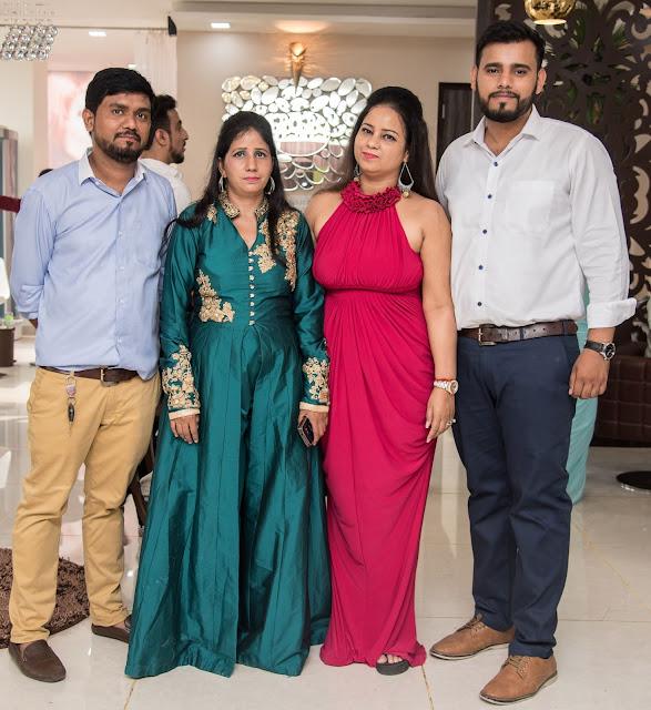 Neeraj, Suman, Priya, Rahul