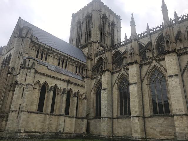 York, Minster, Architecture,