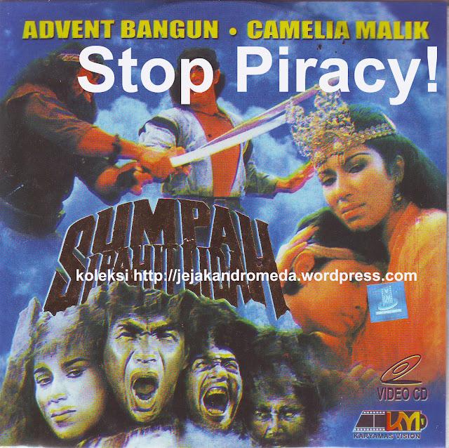 Sumpah Si Pahit Lidah (1989) VCDRip