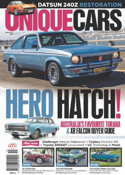 Magazine | Unique Cars Australia # 10 (Oct 2020) [PDF] [En]