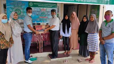 Kantor KPHP Pessel Salurkan Sembako untuk Anak Yatim Panti Asuhan Muhammadiyah