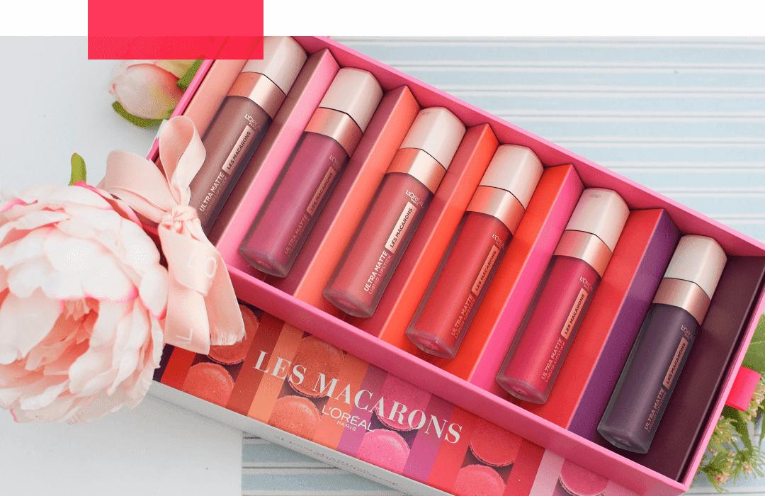 L'Oréal Les Macarons Swatch und Review