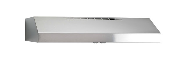 Broan stainless steel vent hood