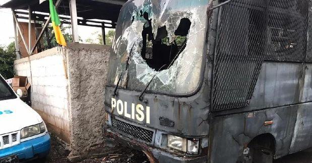 6 Fakta Terkait Penyerangan Polsek Ciracas