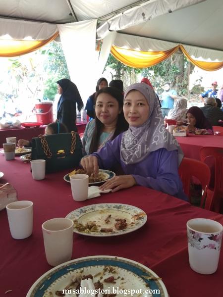 Jemputan Kahwin Jiran Sekampung