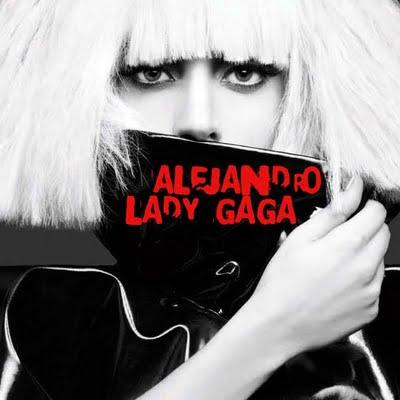 Vinyl Video Lady Gaga Alejandro 2010