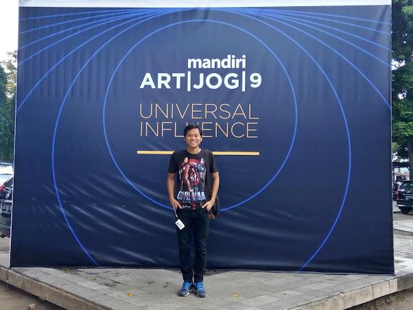 1 Hari Di Jogja ? Ayo Ke MANDIRI ART|JOG 9