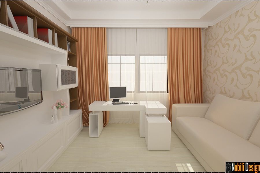 Design interior dormitor case moderne - Amenajari interioare living / Ploiesti| Design interior case moderne Bucuresti ; Design - interior- case - vile- Bucuresti