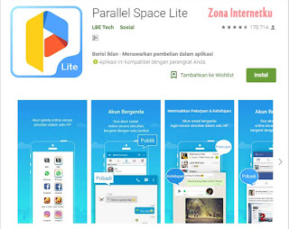 Parallel Space Lite