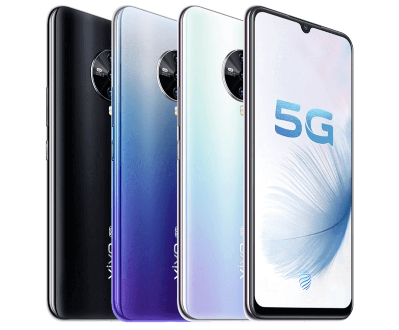 Vivo S6 5G is the company's newest mid-range 5G smartphone! with Hi-Res audio