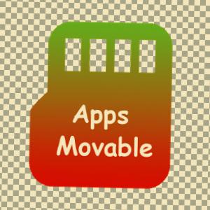 نقل التطبيقات والالعاب من  ذاكرة الهاتف الي الميمورى كارت بدون برامج
