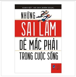 Những Sai Lầm Dễ Mắc Phải Trong Cuộc Sống (Tái Bản 2017) ebook PDF EPUB AWZ3 PRC MOBI