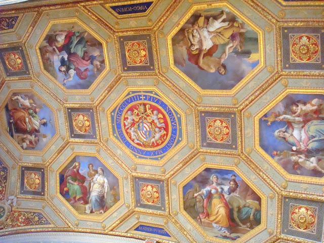 capela cistina vaticano