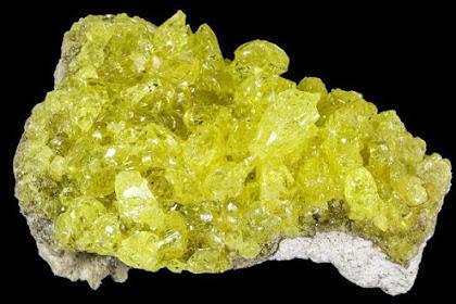 Senyawa Sulfur Dan Manfaatnya
