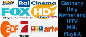 Free IPTV Netherland Italy PREMIUM Calcio Sky Bundesliga Germany