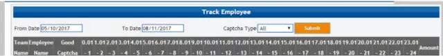 check earnings in admin panel on captchatypers
