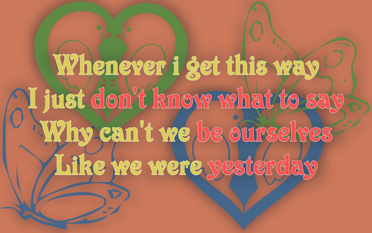 Bizarre Love Triangle Frente Download 21