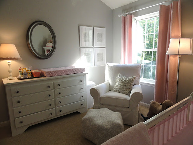 Winter's Gate by Pratt and Lambert - gray paint color for nursery