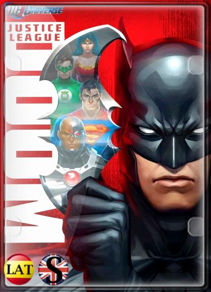 Liga de la Justicia: Perdición (2012) HD 1080P LATINO/INGLES