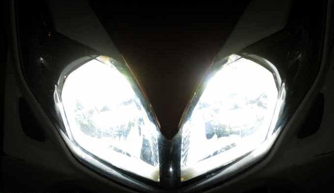 Cara Membuat Lampu Yamaha Xeon Lebih Terang