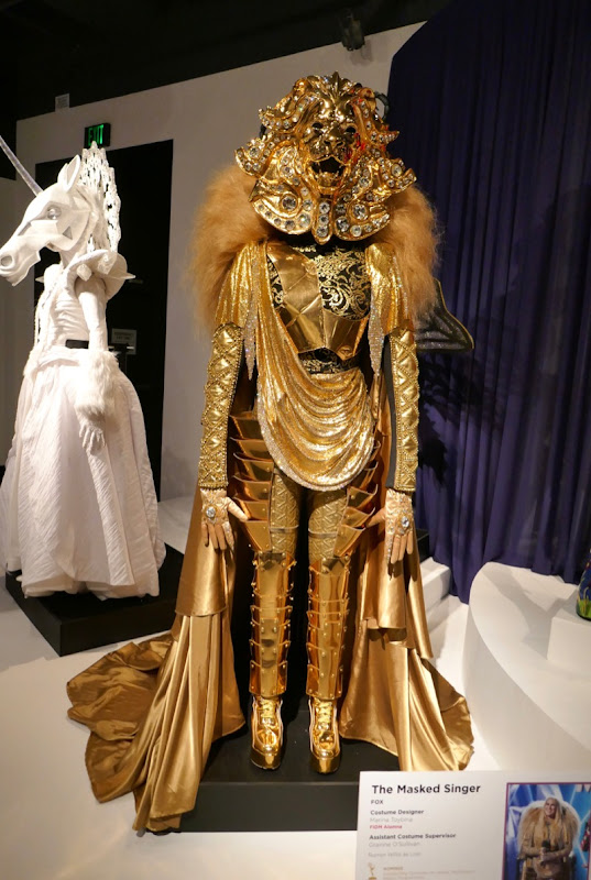 Rumor Willis Masked Singer season 1 Lion costume