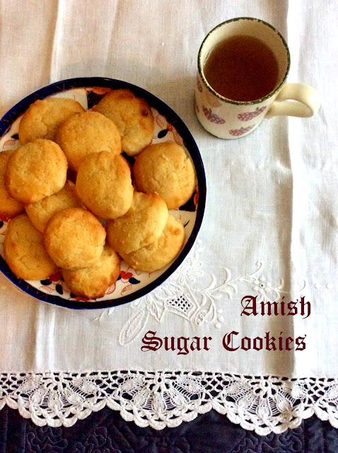 Amish baking recipes