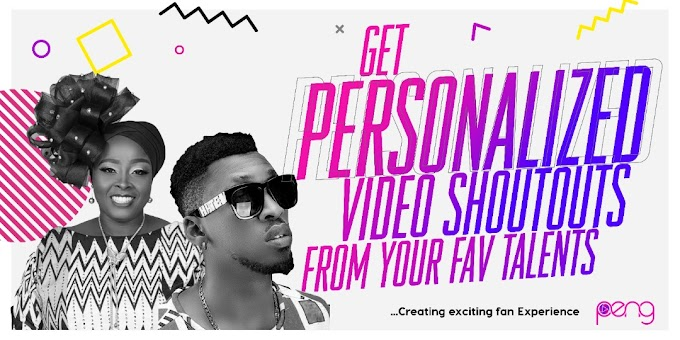 EVENT: CONNECT WITH YOUR FAVORITE CELEBRITIES THROUGH PENG