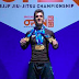 Ramon leva quatro medalhas de ouro no Jiu Jitsu em Barrei