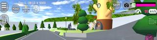 ID Tree House Di Sakura School Simulator