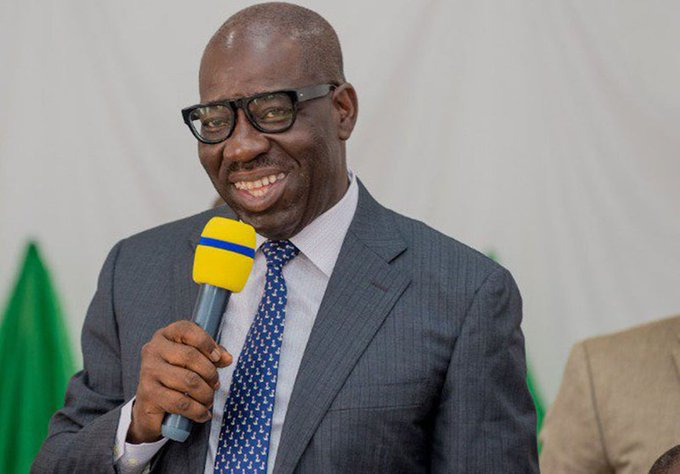 JUST IN: Obaseki Meets President Buhari, Speaks On His 'Return' To APC
